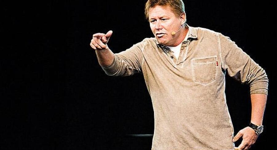 """Jesper """"Kasi"""" Nielsen har i drøftelser med Skat stillet aftalen med Pandora som sikkerhed."""