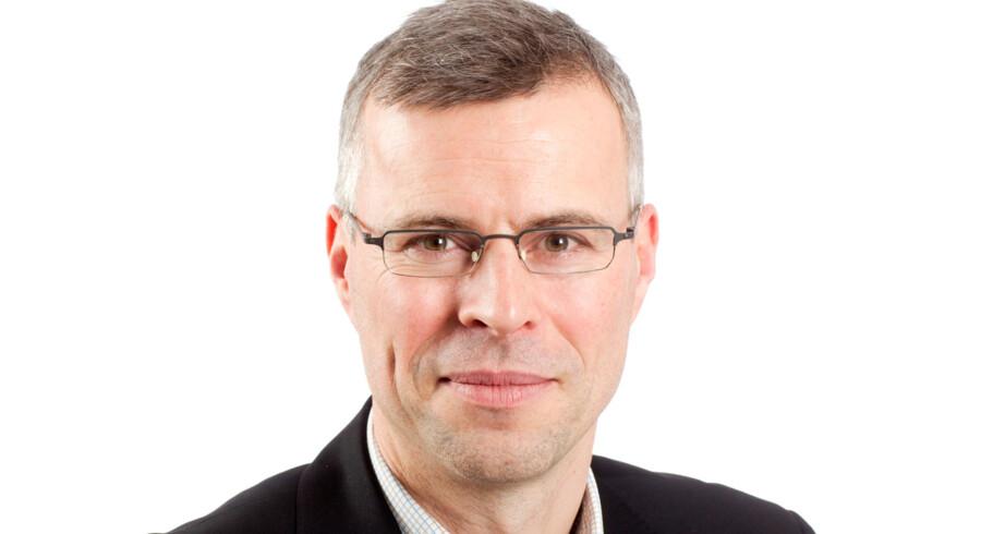 Berlingskes politiske kommentator Thomas Larsen