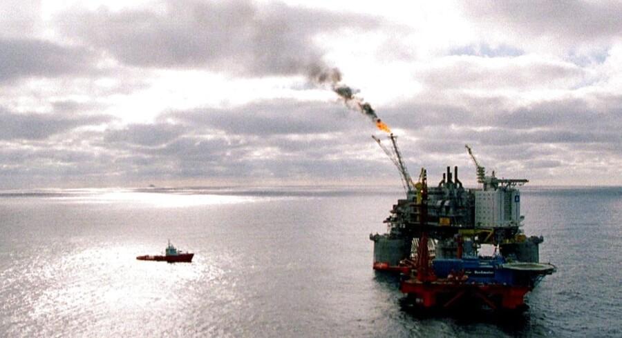 Oliefund og en konservativ politik har sikret Norge en enorm opsparing.