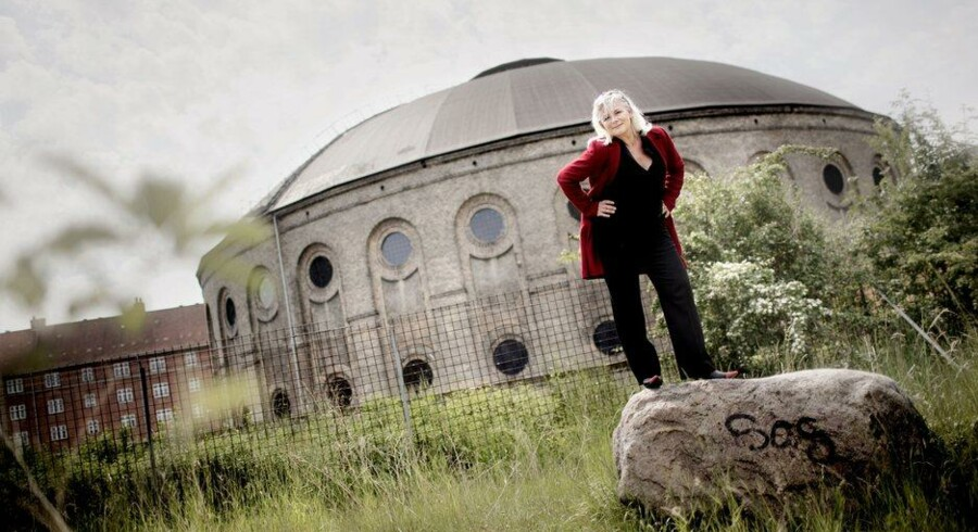 Østre Gasværk Teater og teaterchef Pia Jette Hansen sender nu en stor musikforestilling på turne til 12 musikhuse i provinsen. Foto: Mads Nissen
