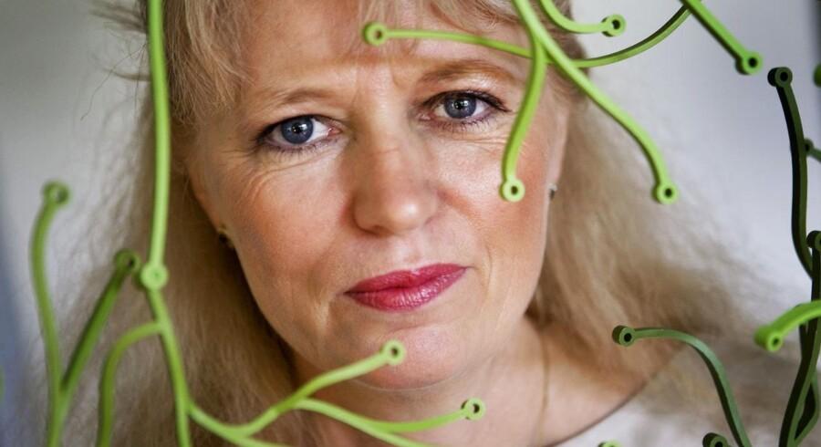 Kirsten Drejer er administrerende direktør for biotekselskabet Symphogen, der har indgået en milliardaftale med den tyske medicinalgigant Merck.