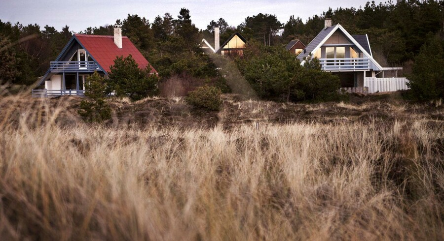 Spar op mod 650.000 kr. på at købe sommerhus i nabokommunen langs kysten.