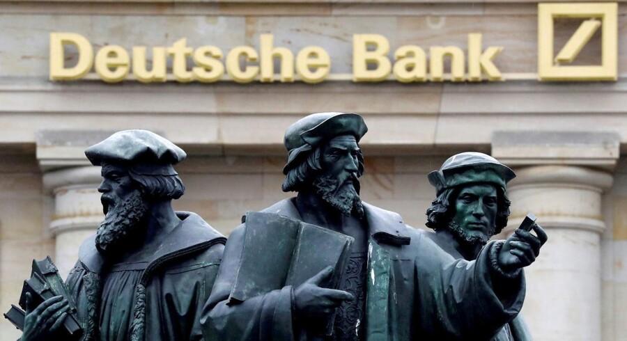Deutsche Bank har været blandt de første til at flytte euro-clearing til Frankfurt.