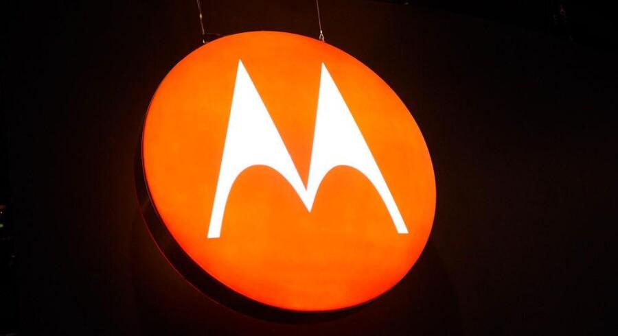 Motorolas store beholdning af værdifulde patenter er en væsentlig årsag til, at Google vil købe mobilproducenten. Arkivfoto: David Becker, AFP/Scanpix
