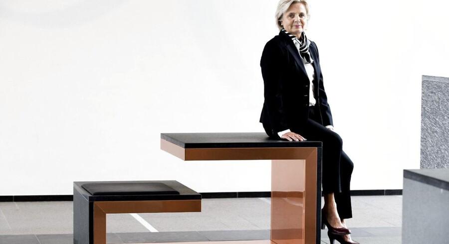 Karen Frøsig overtog ansvaret for Sydbank i 2010 - på dønningerne af finanskrisen.
