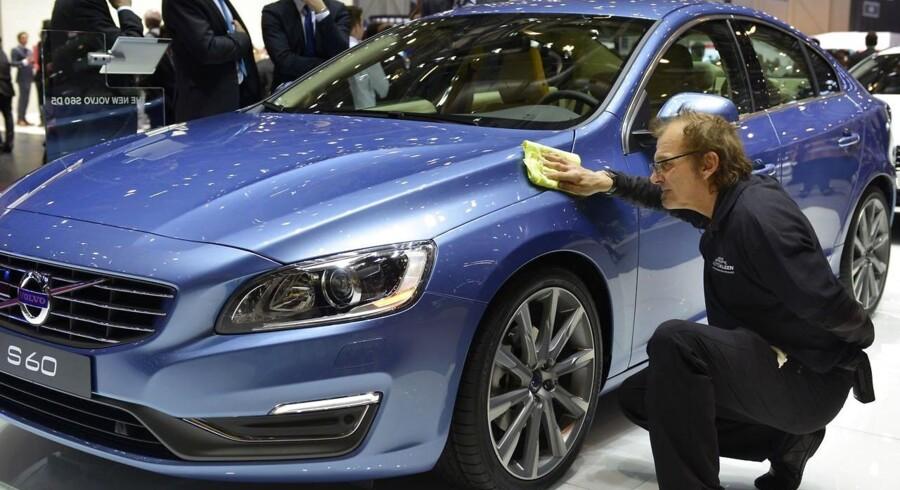 Den, der betaler, bestemmer musikken - nu vil den kinesiske ejer Geely gøre Volvo mere kinesisk.