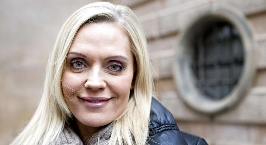 Janni Christensen også kendt som oddset-Janni.