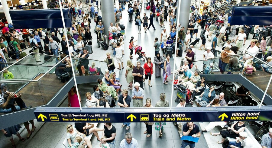 Københavns Lufthavn har i august været mere punktlig med flyafgange end de sidste seks måneder. Det viser nye tal fra FlightStats.