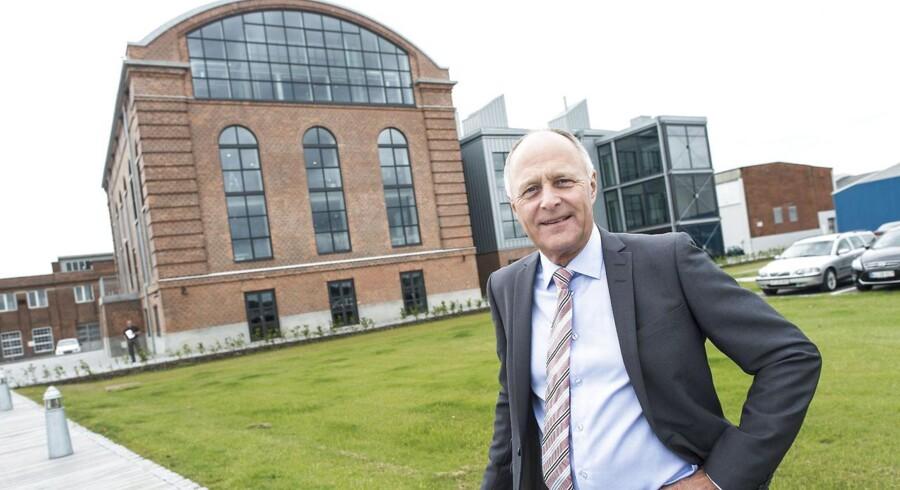 Bunker Holding er en del af fynske United Shipping & Trading Company, som har ejeren Torben Østergaard-Nielsen som koncenchef