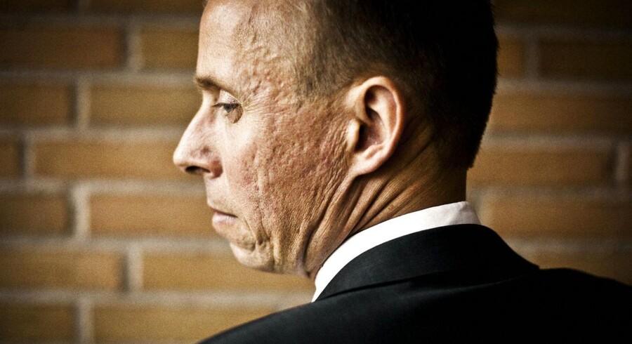 Jens Madsen, chef for Bagmandspolitiet.
