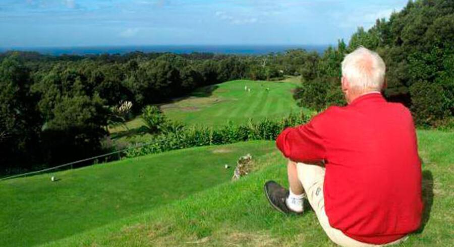Der ligger masser af udfordringer gemt på de to frodige golfanlæg.