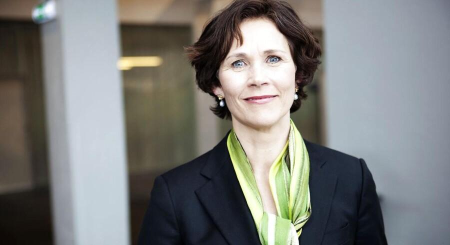 Direktør i Konkurrence- og Forbrugerstyrelsen, Agnete Gersing.
