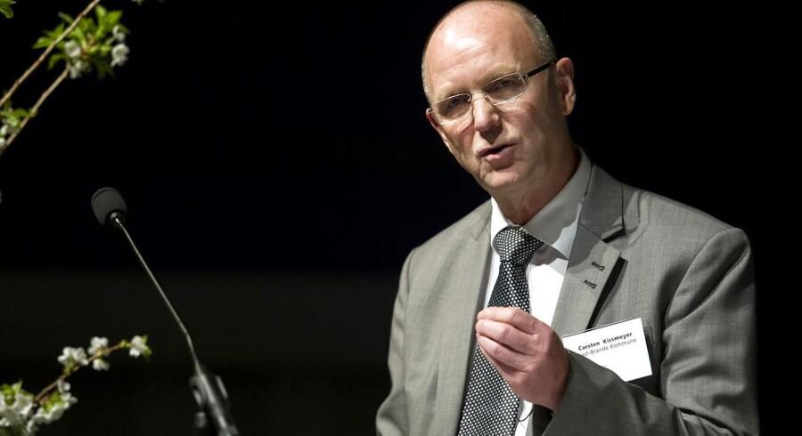 Borgmester i Ikast-Brande Kommune, Carsten Kissmeyer, vil lade det være op til Lars Løkke Rasmussen selv at afgøre, hvorvidt modstanden er for stor til, at han kan fortsætte som Venstres formand.