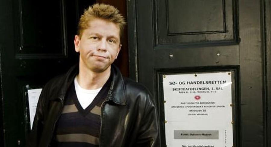 Spekulanten Kenneth Schwartz Thomsen skal i fængsel og betale en bøde på 55 millioner efter dom. Arkivfoto: Jeppe Carlsen