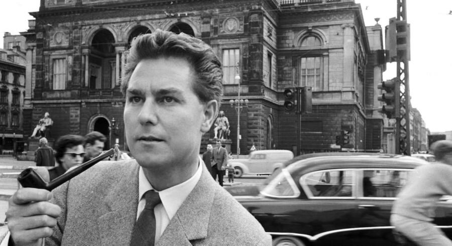 Holger Juul Hansen er død - få et indblik i legendens liv