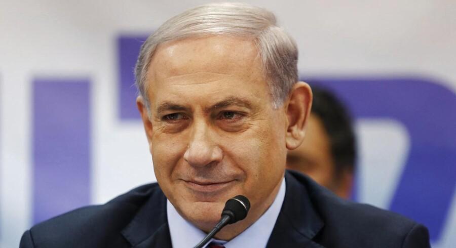 Israels regering med premierminister Benjamin Netanyahu i spidsen planlægger at etablere en ny stor bosættelse på Vestbredden.
