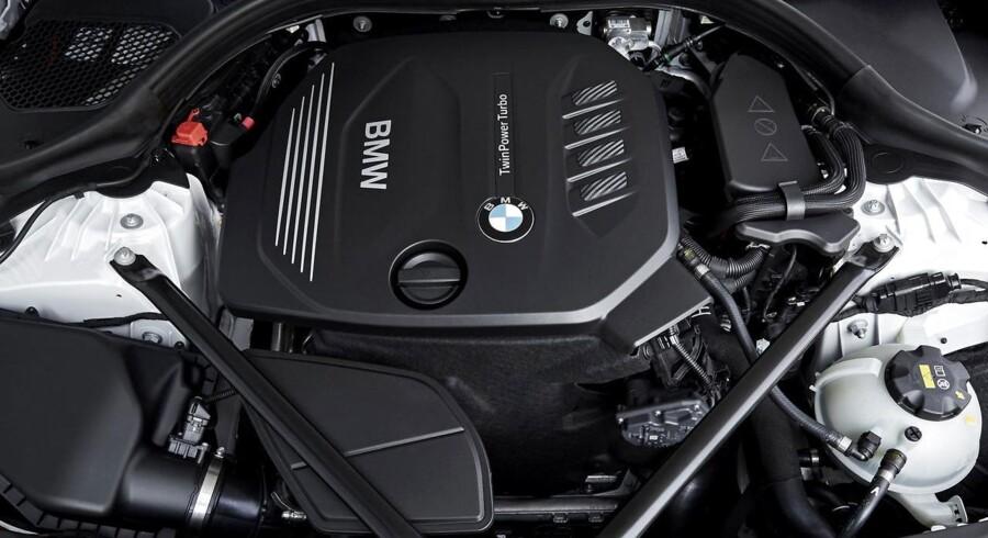 BMW's dieselmotorer er blandt de bedste på markedet, men kunderne til 1- og 5-serie trækker i retning af benzinmotorer