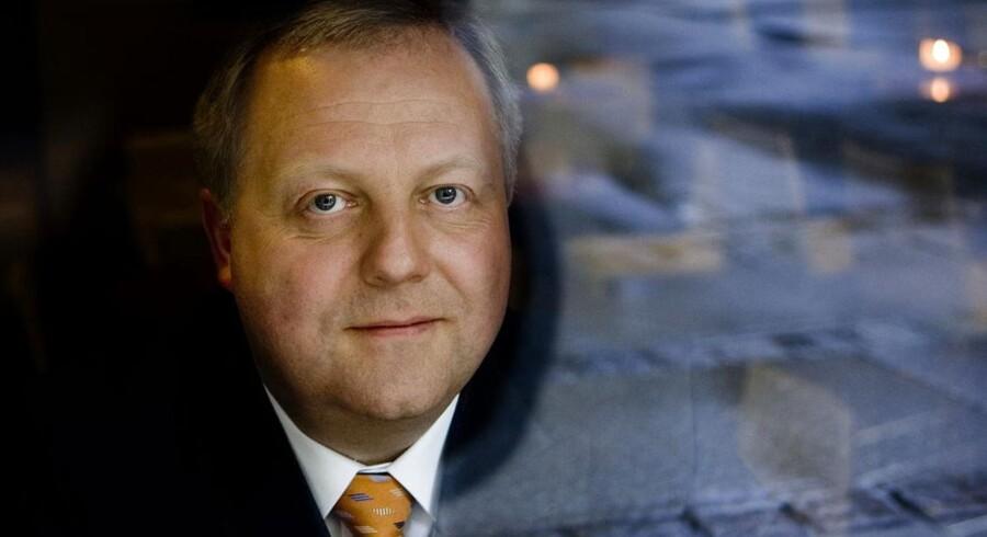 Claus Ren, adm. direktør i flystelskabet Jet Time.