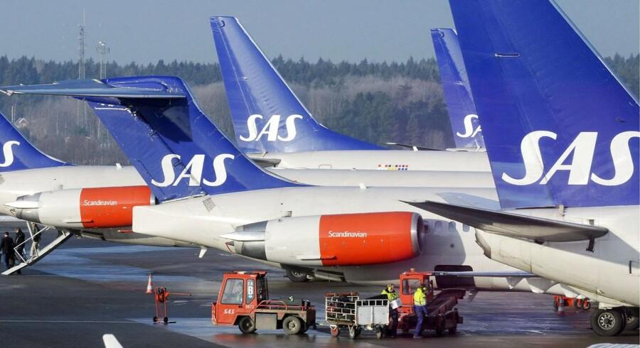 Forhandlingerne mellem SAS og Swissport om etableringen af et fælles selskab til blandt andet bagagehåndteringen i Ground Handling er endnu ikke færdige.