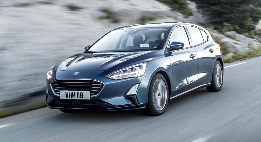Ny Ford Focus kommer som et af de seneste tilbud på privatleasing, men man skal vælge mellem flere leasingmodeller med omhu