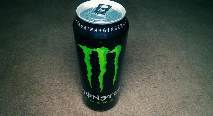 Fem teenagere er døde i USA efter at have indtaget Monster Energy. Det vides ikke, hvilken eller hvilke energidrikke der er skyld i de danske indlæggelser. Foto: Alejandro Garcia / Flickr