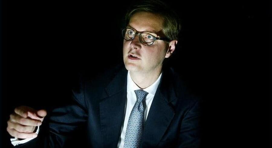 Christian Dyvig overtager roret i den danske pengetank Lundbeckfonden 1. juni.