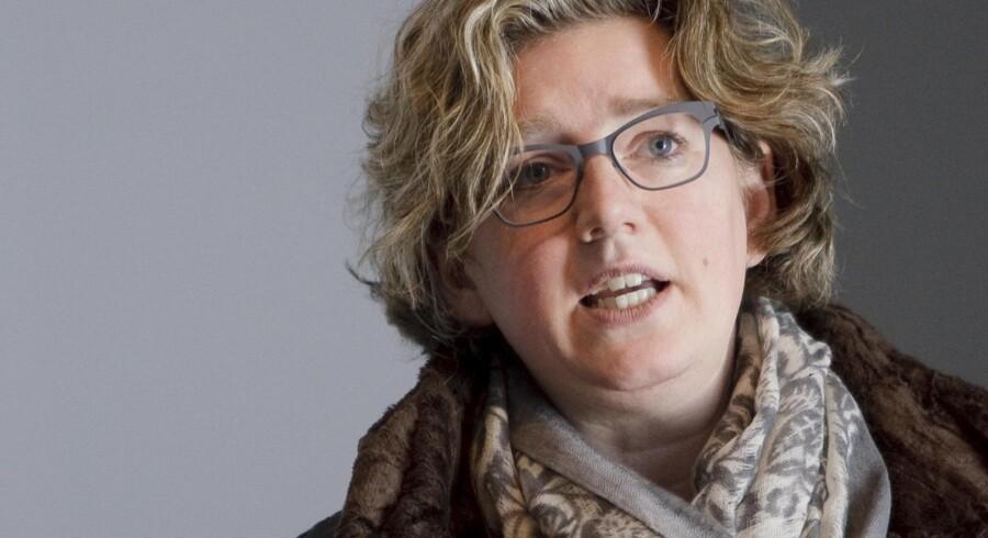 Videnskabsminister Charlotte Sahl-Madsen (K) vil have flere til at bruge de offentlige data. Foto: Hans Søndergaard, ITEK