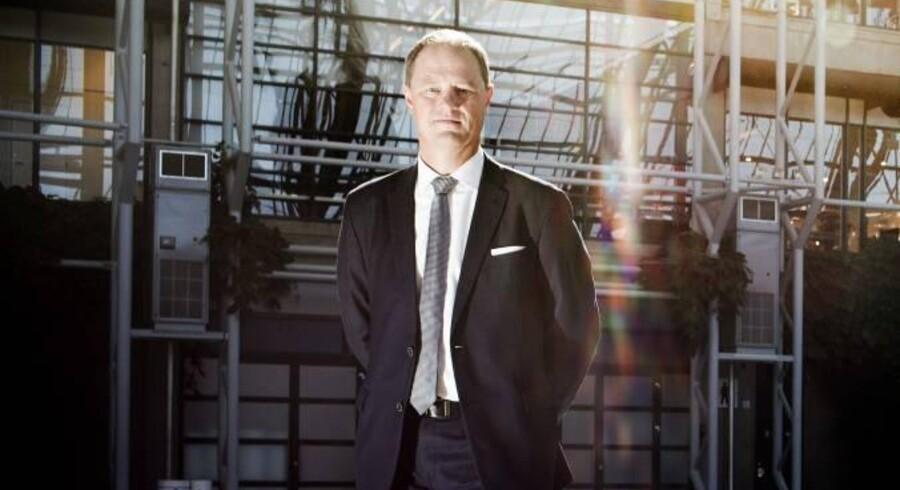 Bella Centers direktør, Allan L. Aggerholm, håber, at momsafløftningen på erhvervsovernatninger kan bane vejen for en generel reduktion af hotel- og resturantmomsen.