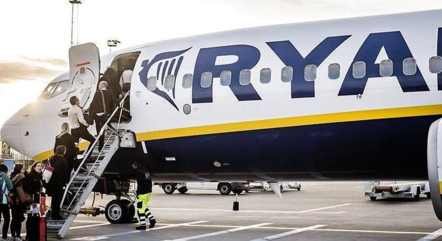 Ryanairs rangliste over brændstofforbrug er uacceptabel, mener Morten Messerchmidt fra DF.