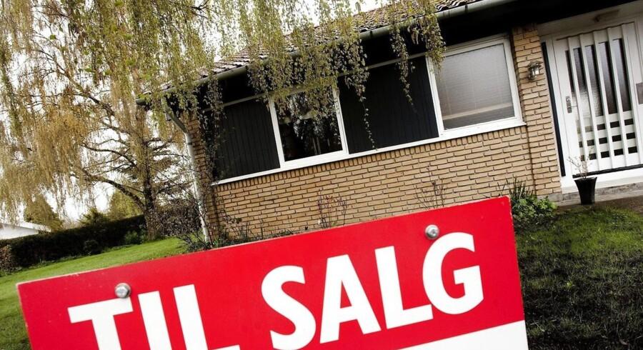 Få boligejere har problemer med at betale deres terminsydelser
