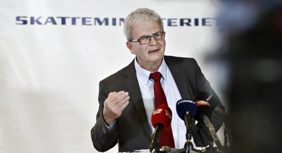 Holger K. Nielsen.
