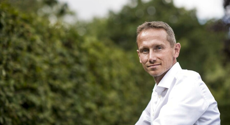 Gruppeformand og næstformand for Venstre, Kristian Jensen.