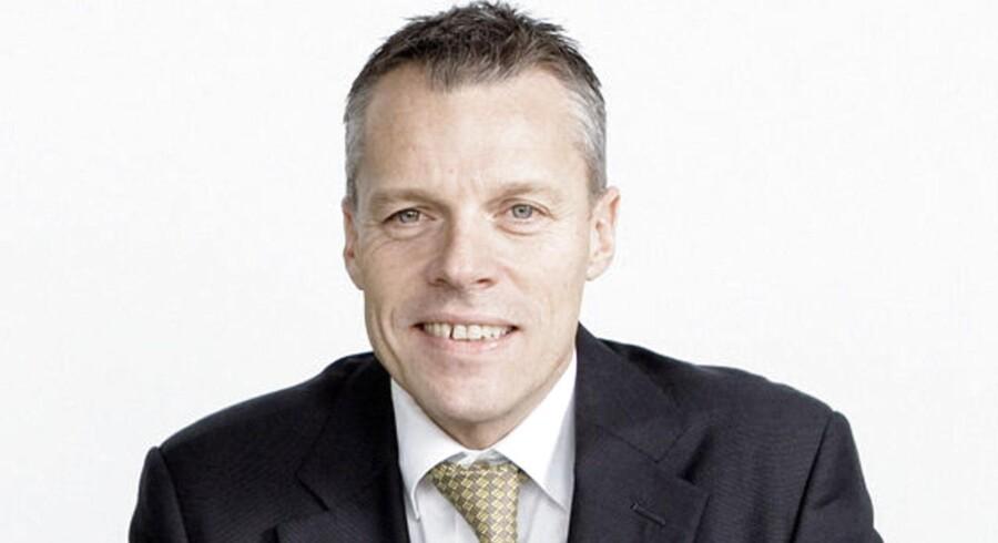 Flemming Pedersen, tidligere topchef for Neurosearch.