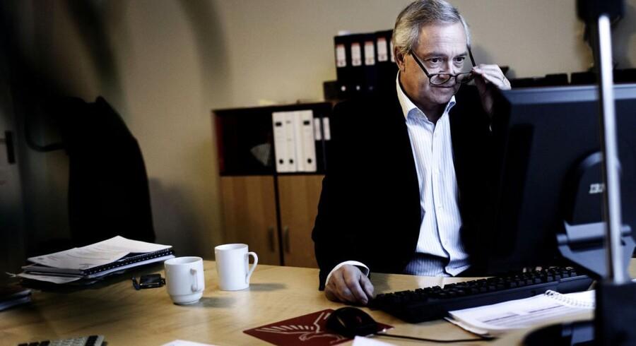 Lars Nørby Johansen stopper efter 15 år som medlem af bestyrelsen for DONG Energy.