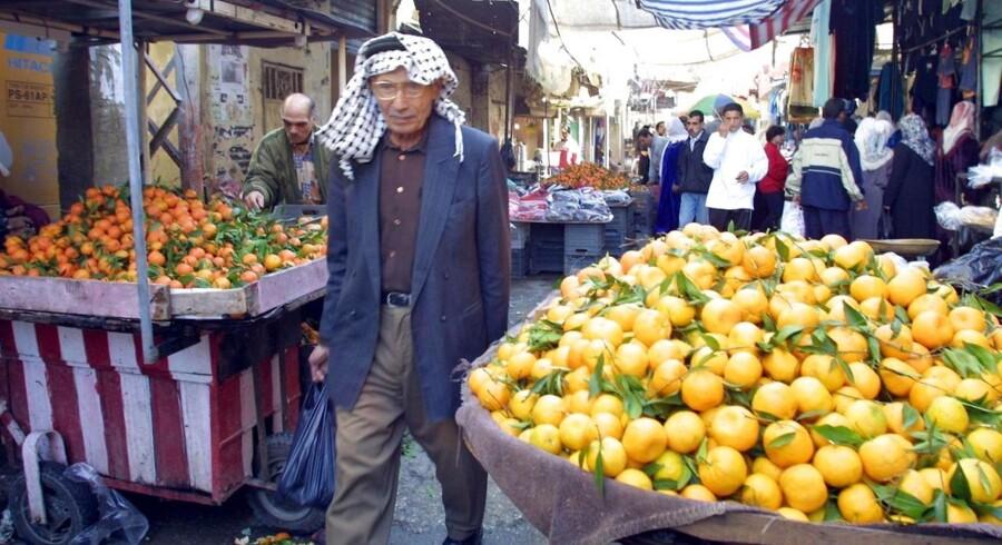 Arkivfoto. Den radikale kommunalpolitiker Jeppe Trolle vil ligesom flere andre radikale lokalpolitikere boykotte varer fra Israel.