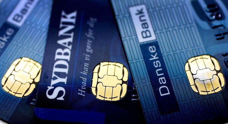 Salgsprisen for Nets, der blandt andet administrerer Dankortet, ventes at ligge mellem otte og ti milliarder kroner.