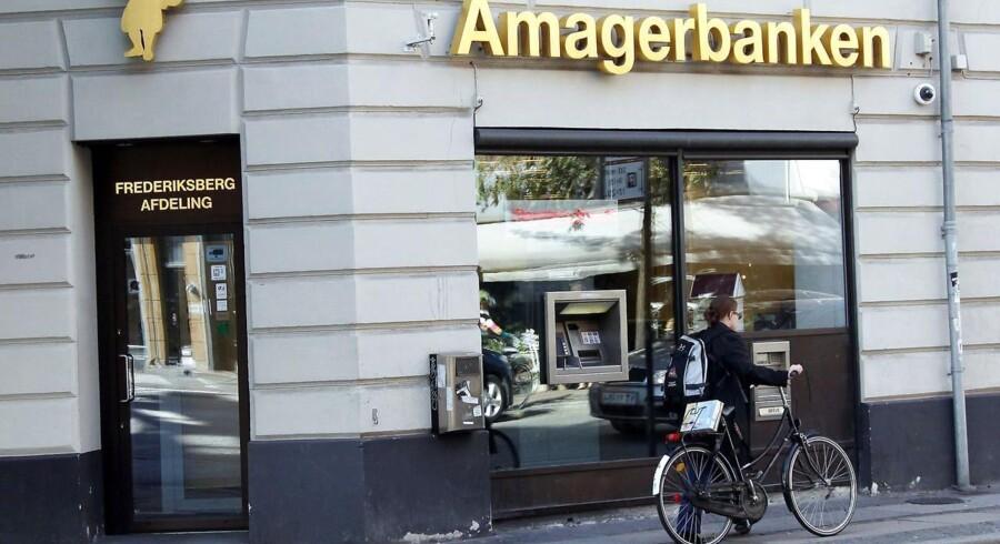 En stor gruppe aktionærer er utilfredse med, at de ikke blev oplyst om Finansiel Stabilitets besked til Finanstilsynet om nødvendigheden af yderligere nedskrivninger, inden aktionærerne skød nye penge i Amagerbanken.