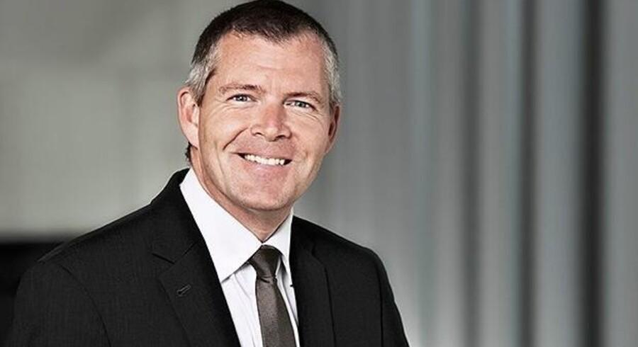 Morten Engelstoft træder ind som chef for et nyt forretningsområde med bl.a. det kriseramte Maersk Tankers. Tankrederiets chef, Hanne B. Sørensen, skal i stedet skal være chef for Damco. Foto: Maersk Line