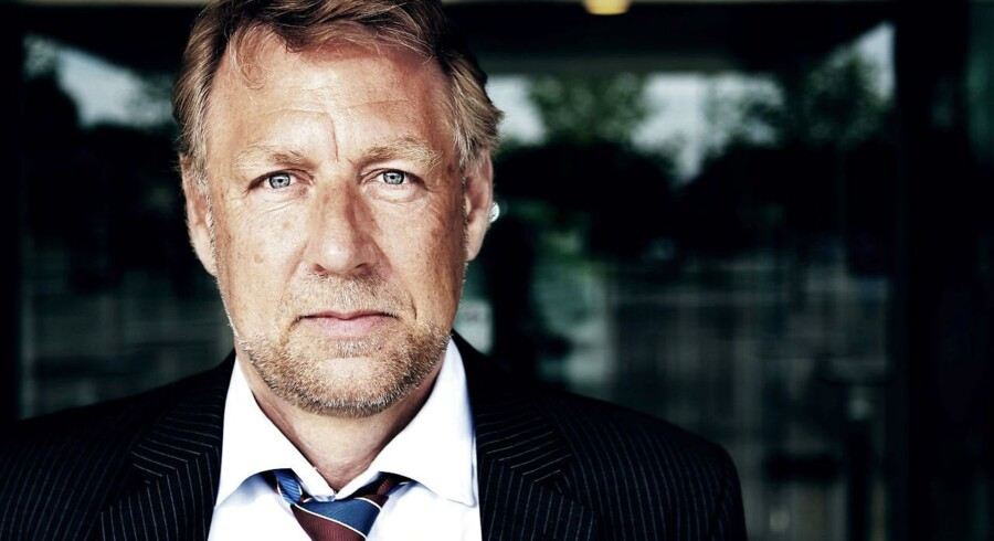 Adm. direktør i PKA pension og formand i Forsikring & Pension Peter Damgaard Jensen.