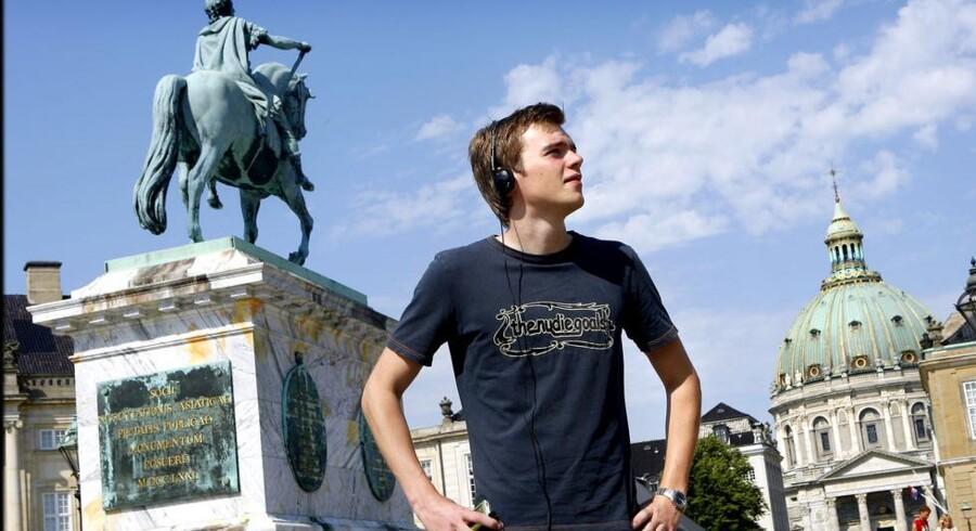 Nu skal der skrues ned for musikken - 10 millioner står allerede til permanent høretab. Foto: Kristoffer Juel Poulsen, Scanpix