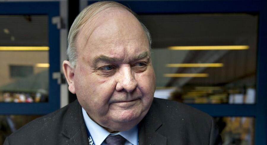 Formand for Metroselskabet, Henning Christophersen
