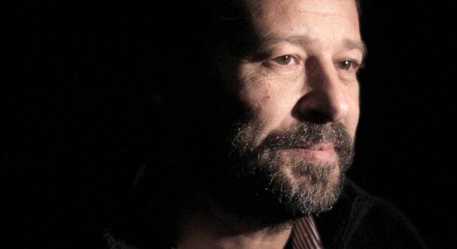 Jean Pierre Schomburg, talsmand og næstformand for SAS kabinepersonale i foreningen CAU.