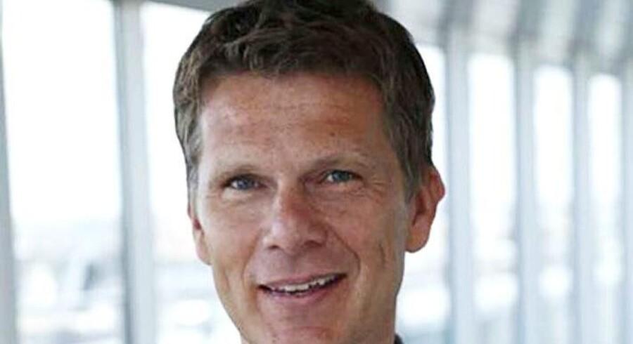 Anders Hestbech bliver ny topchef i Købstædernes Forsikring fra 1. september. Foto: Købstæderne