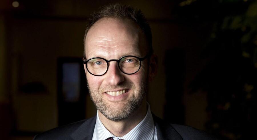 Jørgen Vig Knudstorp har siden 2004 været administrerende direktør i LEGO