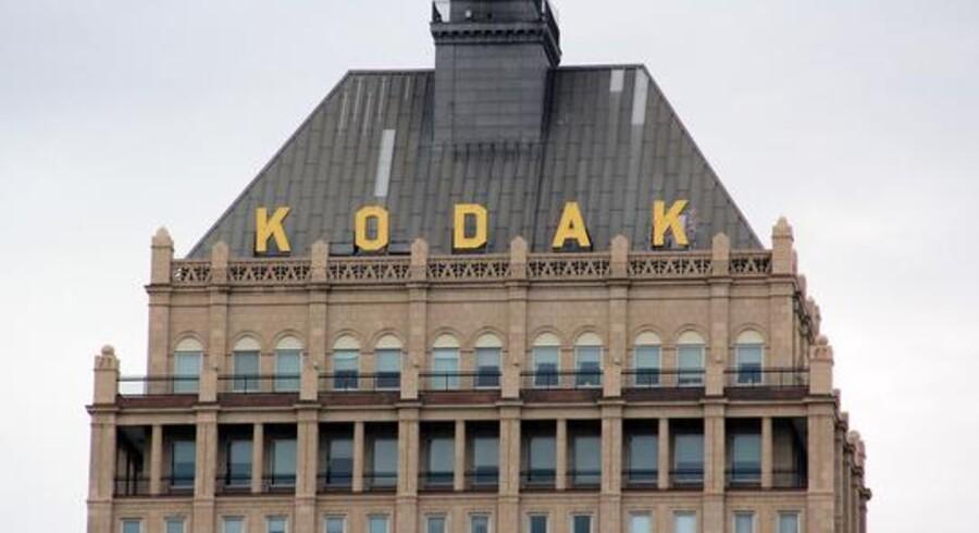 På Kodaks hovedkvarter i Rochester, New York, kan de trække vejret lidt roligere igen efter at have fået en ny finansiering på plads.