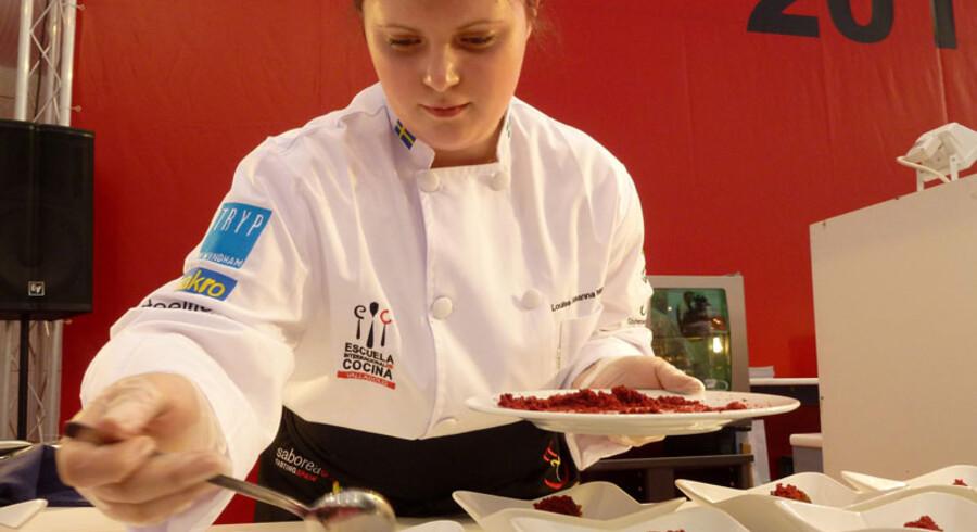 Valladolid er vært for udskillelsesløbet blandt 66 kokke fra hele Spanien om hvem, der er den absolutte tapas-mester. Foto: Steen Dalin