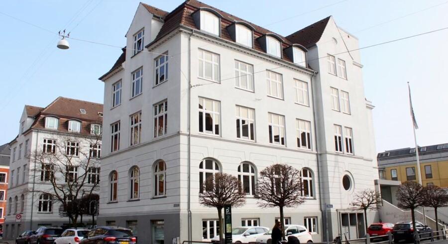 Sampension vil indrette omkring 50 lejligheder i det nuværende hovedsæde for Dansk El-Forbund på Vodroffsvej på Frederiksberg - projektet står pensionskassen i knap 150 millioner kroner.