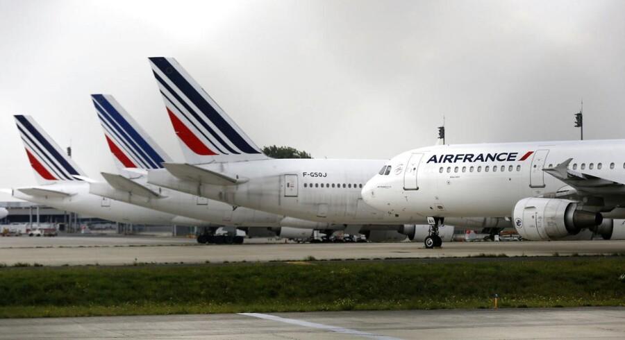 I dag præsenterer det franske flyselskab Air France-KLM halvårsregnskab for de første seks måneder af 2015.
