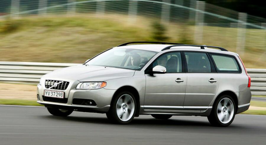 Volvo er på mod nye ejere. Ford sælger personbilsafdelingen af det svenske mærke.