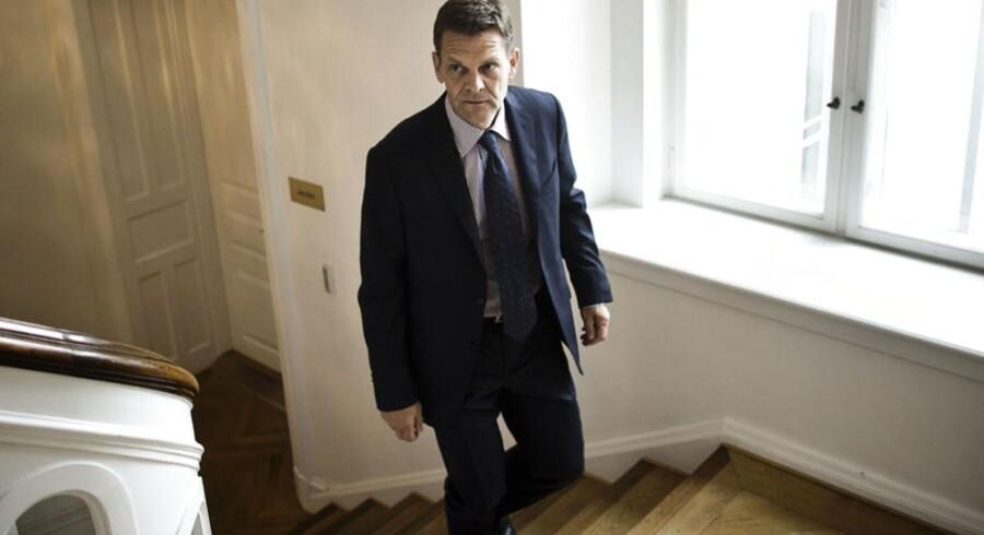 »Jeg frygter en recession. Det er den største bekymring, jeg har,« siger Ole Andersen, der bl.a. er bestyrelsesformand for Danske Bank.